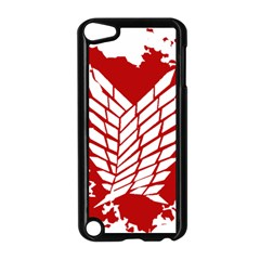 Attack On Titan Apple Ipod Touch 5 Case (black)