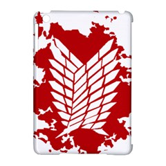 Attack On Titan Apple Ipad Mini Hardshell Case (compatible With Smart Cover)