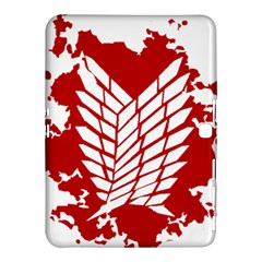 Attack On Titan Samsung Galaxy Tab 4 (10 1 ) Hardshell Case