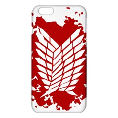 Attack On Titan Iphone 6 Plus/6s Plus Tpu Case