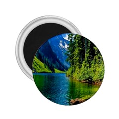 Beautiful Nature Lake 2 25  Magnets