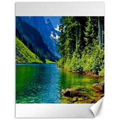 Beautiful Nature Lake Canvas 12  X 16