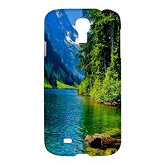 Beautiful Nature Lake Samsung Galaxy S4 I9500/i9505 Hardshell Case
