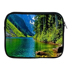 Beautiful Nature Lake Apple Ipad 2/3/4 Zipper Cases by Modern2018