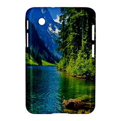 Beautiful Nature Lake Samsung Galaxy Tab 2 (7 ) P3100 Hardshell Case