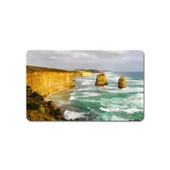 Coastal Landscape Magnet (name Card)