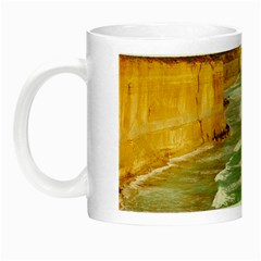 Coastal Landscape Night Luminous Mugs
