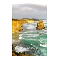 Coastal Landscape Shower Curtain 48  X 72  (small)