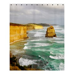 Coastal Landscape Shower Curtain 60  X 72  (medium)
