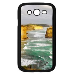Coastal Landscape Samsung Galaxy Grand Duos I9082 Case (black)