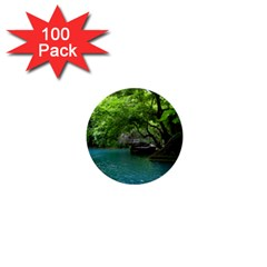 Backgrounds List Of Lake Background Beautiful Waterfalls Nature 1  Mini Buttons (100 Pack)  by Modern2018