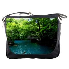 Backgrounds List Of Lake Background Beautiful Waterfalls Nature Messenger Bags