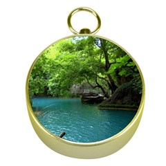 Backgrounds List Of Lake Background Beautiful Waterfalls Nature Gold Compasses