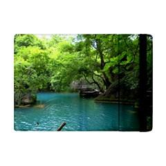 Backgrounds List Of Lake Background Beautiful Waterfalls Nature Ipad Mini 2 Flip Cases