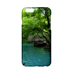 Backgrounds List Of Lake Background Beautiful Waterfalls Nature Apple Iphone 6/6s Hardshell Case