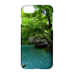 Backgrounds List Of Lake Background Beautiful Waterfalls Nature Apple Iphone 7 Hardshell Case