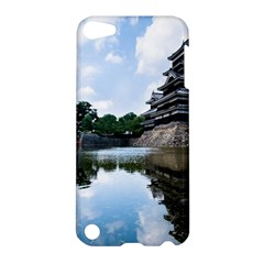 Beautiful Pagoda On Lake Nature Wallpaper Apple Ipod Touch 5 Hardshell Case