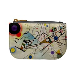 Composition 8   Vasily Kandinsky Mini Coin Purses