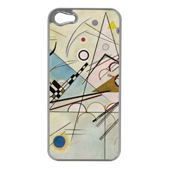 Composition 8   Vasily Kandinsky Apple Iphone 5 Case (silver)