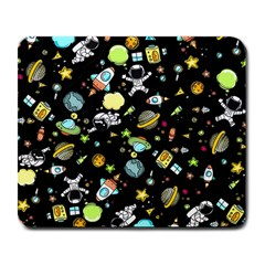 Space Pattern Large Mousepads