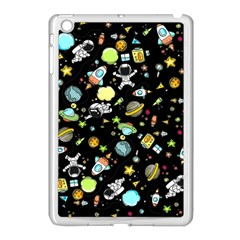 Space Pattern Apple Ipad Mini Case (white)