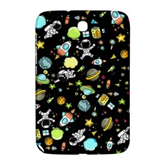 Space Pattern Samsung Galaxy Note 8 0 N5100 Hardshell Case