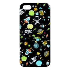 Space Pattern Iphone 5s/ Se Premium Hardshell Case