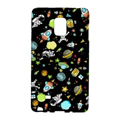 Space Pattern Galaxy Note Edge by Valentinaart