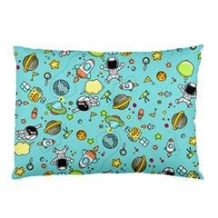 Space Pattern Pillow Case (two Sides)