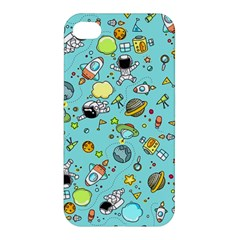 Space Pattern Apple Iphone 4/4s Hardshell Case