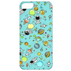 Space Pattern Apple Iphone 5 Classic Hardshell Case