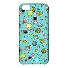 Space Pattern Apple Iphone 5c Hardshell Case