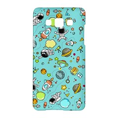 Space Pattern Samsung Galaxy A5 Hardshell Case