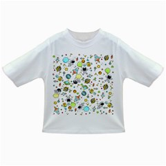 Space Pattern Infant/toddler T Shirts