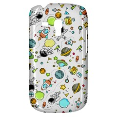 Space Pattern Galaxy S3 Mini by Valentinaart