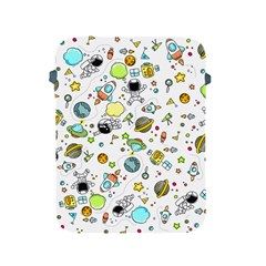 Space Pattern Apple Ipad 2/3/4 Protective Soft Cases