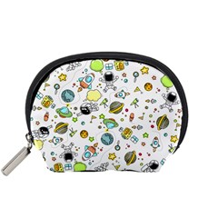 Space Pattern Accessory Pouches (small)