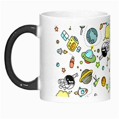 Space Pattern Morph Mugs