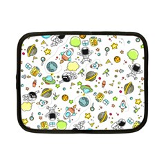 Space Pattern Netbook Case (small)