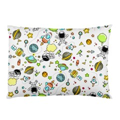 Space Pattern Pillow Case