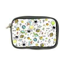 Space Pattern Coin Purse