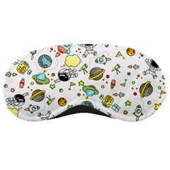 Space Pattern Sleeping Masks