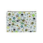 Space Pattern Cosmetic Bag (Medium)  Front