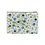 Space Pattern Cosmetic Bag (Medium)  Back