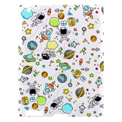 Space Pattern Apple Ipad 3/4 Hardshell Case