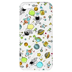 Space Pattern Apple Iphone 5 Hardshell Case