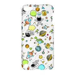 Space Pattern Apple Ipod Touch 5 Hardshell Case