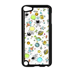 Space Pattern Apple Ipod Touch 5 Case (black)