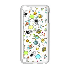 Space Pattern Apple Ipod Touch 5 Case (white)
