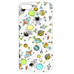 Space Pattern Apple Iphone 5 Hardshell Case With Stand